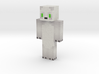 ChaoticGraphics | Minecraft toy 3d printed