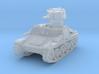 Praga R1 Tank 1/200 3d printed