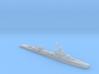 French cruiser Émile Bertin c1943 WW2 1:1800 3d printed
