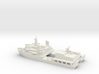 1/600 Scale  USNS Hayes T-AG-195 3d printed