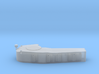 1/306 IJN Kagero Deck House 3d printed