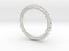 Half-Persian 4-in-1 Chainmail Bracelet 3d printed