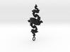 Dragon Pendant 6cm - plastic 3d printed