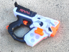 SpeedLoader Carrier for Nerf Rival Heracles 3d printed