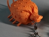 Baby Turtle Ship Keychain Accessory  3d printed