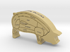 Pork Puzzle 3d printed