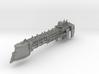 Imperial Legion Long Cruiser - Armament Concept 10 3d printed