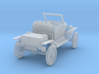 O Scale Model T Truck 3d printed This is a render not a picture
