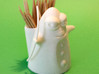 Archer Toothpick Holder  3d printed Photo with toothpicks