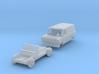 Ford Transit Kastenwagen (1/144) 3d printed