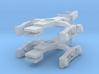 BogieDiamondFrame5ft6in_for_Rectank_GRF_02 3d printed