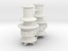 Capstan winch - 1:50 - 2X 3d printed