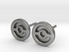 Pokeball Earrings - Full 3d printed
