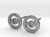 Pokeball Earrings - Holo 3d printed