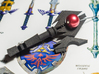Zelda Twilight Princess Boss Key (see description) 3d printed Break the printing mounts, clean the opening and the fragment