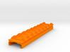 Stryfe Top Rail to Hybrid Picatinny Weaver Riser 3d printed