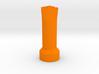 5 Mentos/Diet Soda Nozzle - 5 Spouts, 5 Mentos 3d printed