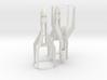 rocket MKII tripple Pack fixed final Design UNTE 3d printed
