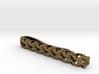 Gyroid Tie Bar 3d printed