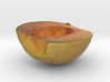 The Melon-Half 3d printed
