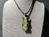 Cthulhu Fhtagn Pendant 3d printed Painted. Does not ship this way. See video below.