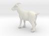 O Scale (1:48) Alpine Nanny Goat 3d printed