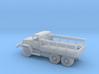 1/100 Scale M34 Troop Truck 3d printed