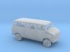 1/87 1979-83 Chevy G Van Split Side Split Rear 3d printed