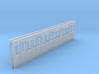 GWR carriage sides S3  third 3d printed