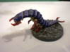 Absorberwurm 012 3d printed from Customer painted Model