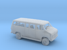 1/160 1979-83 Chevy GVan Ext with Runningboards 3d printed