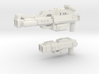 """LOCKOUT"" Transformers Weapons Set (5mm post) 3d printed"