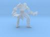 Kratos god of war Attack Stance DnD miniature game 3d printed