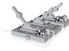 levier SNCV HOm 3pieces 3d printed