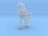 """Monster Hunder: Gunnery Sarg. Belinda """"Tiny"""" 3d printed"""