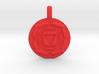 BASE ROOT Chakra Muladhara Symbol Pendant 3d printed