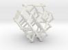 FCC knot no. 4 3d printed