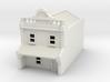 N Scale Terrace House 2 Storey (Single) 1:160 3d printed