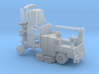 4 Door Signal Truck Maintenance Body 1-87 HO Scale 3d printed