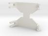 Axial Capra flat skid blank  3d printed