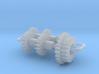 Bachmann N US 2-8-2 & 2-8-0 Axles & Gear (1st Gen) 3d printed