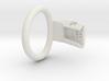 Q4e single ring L 46.2mm 3d printed