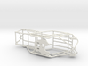 SXC24 Fat Girl Chassis and Motor Plate 3d printed