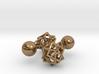 Tricube Cufflinks 3d printed