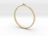 Lady Pearl Ring - Sz. 7 3d printed