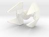 SciFi Empire Interceptor 3d printed