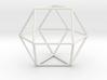 TriangularOrthobicupola_100mm 3d printed