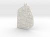 Hieroglyph in Rosetta Stone 3d printed