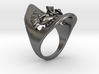 Jaws ring 3d printed
