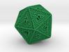 20 Sided Maze Die V2 3d printed